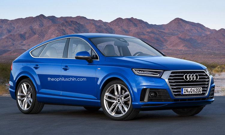 Audi Q8 Zadebiutuje W 2019 Roku Autokult Pl