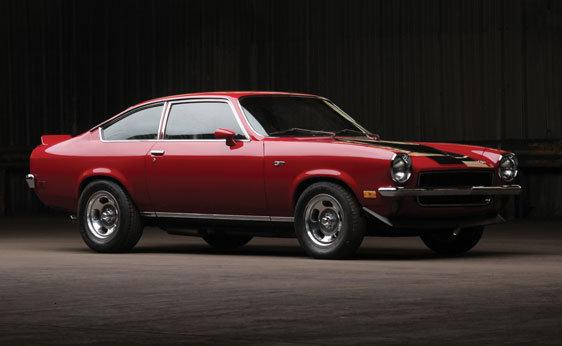 1972 Chevrolet Vega Gt