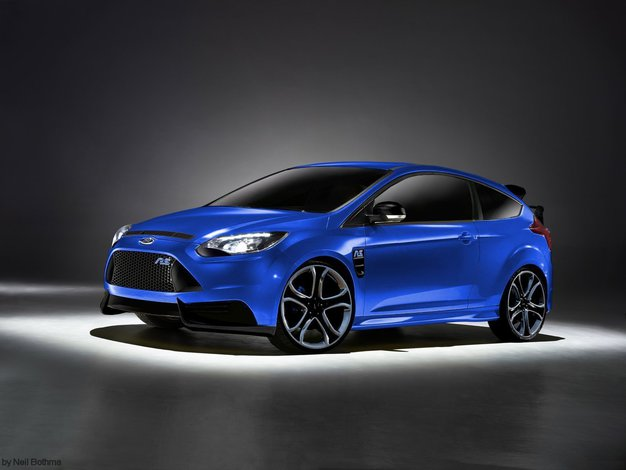 nowy ford focus rs o mocy 335 km. Black Bedroom Furniture Sets. Home Design Ideas