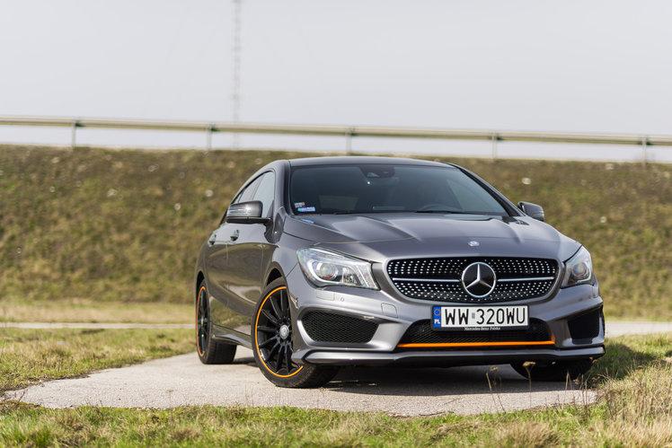 Mercedes cla 200 shooting brake test for Mercedes benz cla 500