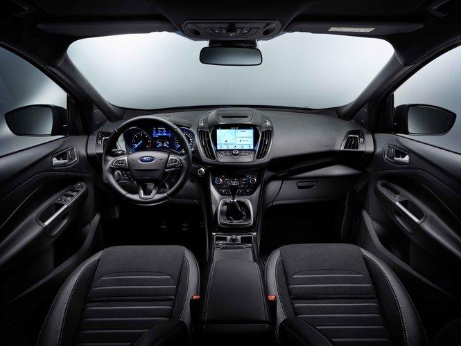 Ford Kuga 2016 Mocny Lifting Crossovera Autokult Pl
