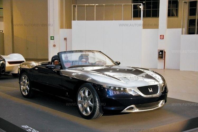 2001 BMW Z18 Concept | VS