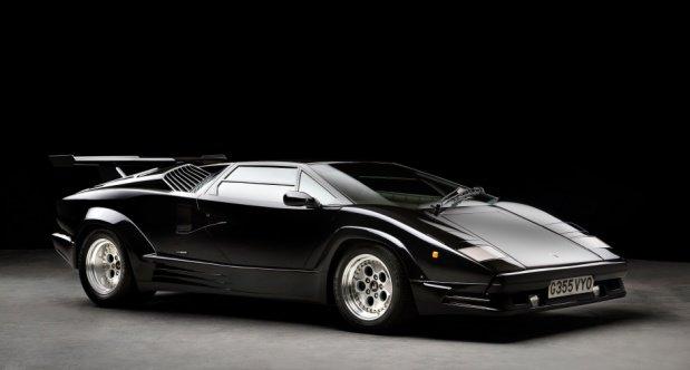 Fabrycznie Nowe Lamborghini Countach 25th Anniversary Na