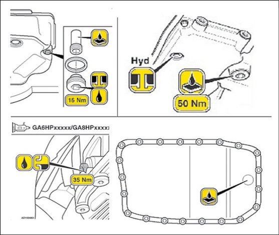 Jak Wymienić Olej W Automatycznej Skrzyni Bieg 243 W