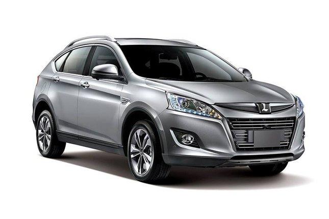 Luxgen U6 Turbo Crossover Z Tajwanu Wideo Autokult Pl