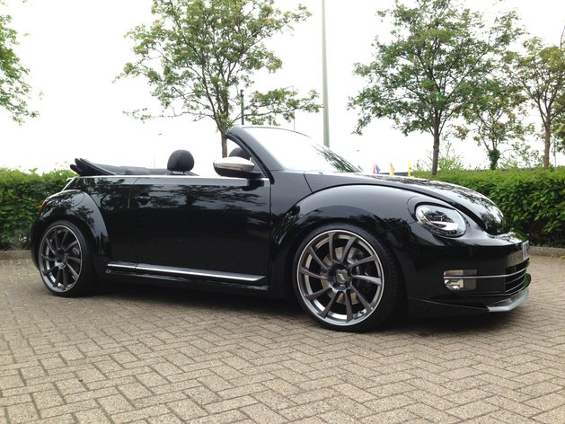 abt volkswagen beetle cabrio 2 0 tsi power 2013. Black Bedroom Furniture Sets. Home Design Ideas