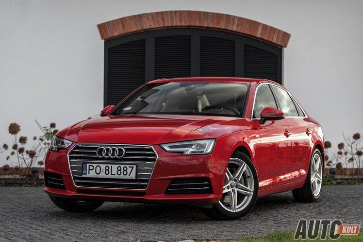Nowe Audi A4 B9 2 0 Tdi S Tronic S Line Test Opinia
