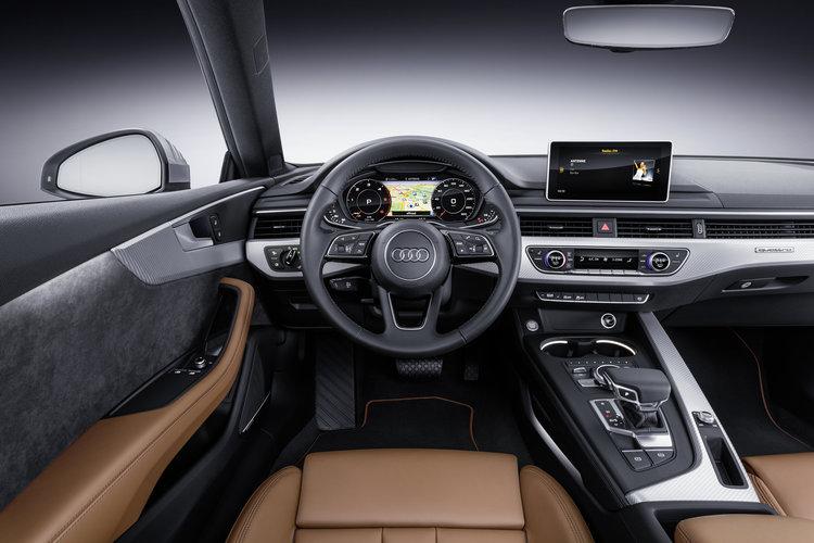 Ceny Nowego Audi A5 I S5 2017 Autokult Pl