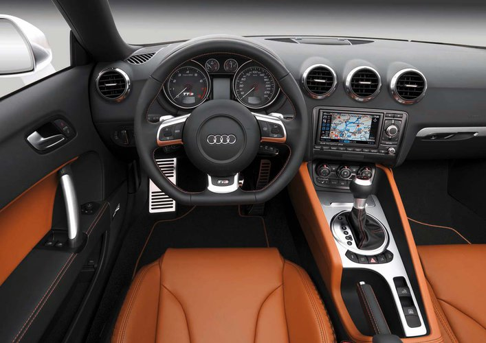Przeciek Nowe Audi Tts Autokult Pl
