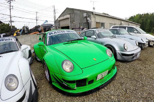 Kultura Motoryzacyjna W Japonii Okiem Kamery Gopro Autokult Pl