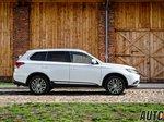 Nowe Mitsubishi Outlander (2016) 2.2 DID 6AT – test, opinia, spalanie, cena