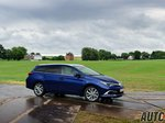 Nowa Toyota Auris 1.6D-4D TS i 1.2T - test, opinia, spalanie, cena