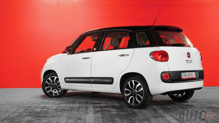 fiat 500l 1 4 95 km open edition pop panda xl test. Black Bedroom Furniture Sets. Home Design Ideas