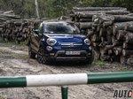 Fiat 500X Off-road Look 2.0 MultiJet 140 AWD AT - test, opinia, spalanie, cena