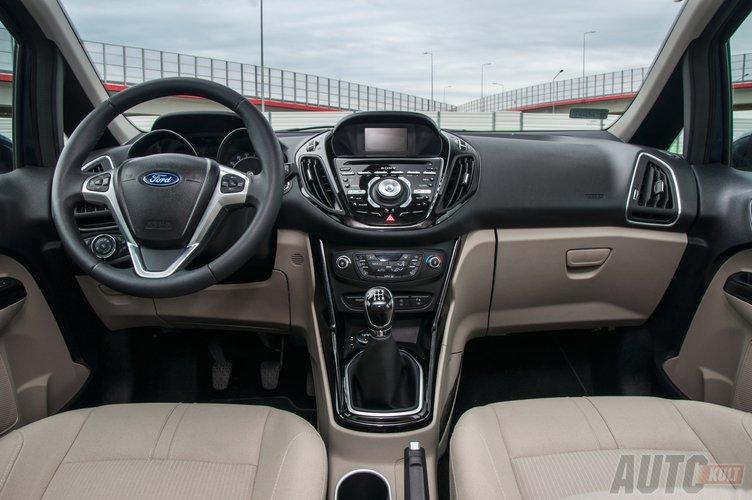 Ford B Max 1 0 Ecoboost Titanium Tylko Alternatywa Test