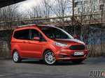 Ford Tourneo Courier 1,0 EcoBoost Titanium - test