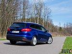 Ford Focus Kombi 1,5 TDCI Titanium - test, opinia, spalanie, cena
