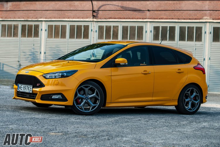 nowy ford focus st 2 0 ecoboost test opinia spalanie. Black Bedroom Furniture Sets. Home Design Ideas