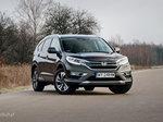 Honda CR-V 2.0 i-VTEC: ostatni test przed nową generacją?