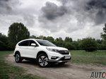 Honda CR-V 1,6 i-DTEC Lifestyle - test, opinia, spalanie, cena