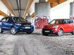 Honda HR-V 1.5 i-VTEC vs. Kia Soul 1.6 GDI - test, porównanie, opinia, spalanie, cena