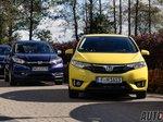 Honda Jazz 1.3 i-VTEC i Honda HR-V 1.6 i-DTEC - test, opinie, spalanie, cena