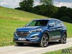 Nowy Hyundai Tucson (2015) 2,0 High AT - test, opinia, spalanie, cena