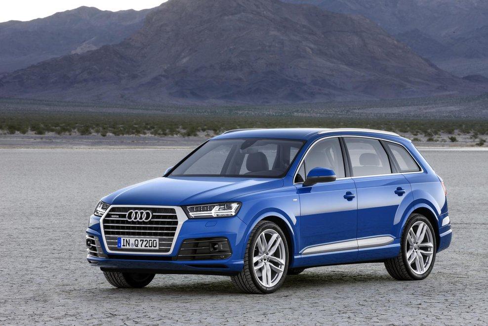 Jest już nowe Audi Q7! | Autokult.pl