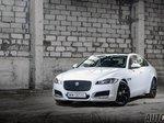 Jaguar XF (2015) 2.0 GTDi Prestige - test, opinia, spalanie, cena