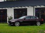 Jaguar XF 2.0D Auto - test, opinia, spalanie, cena