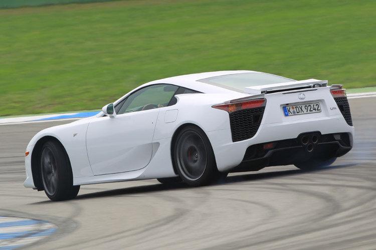 Lexus Lfa Supertest Autokult Pl