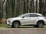 Lexus RX 450h F Sport: SUV stworzony z myślą o kierowcy