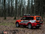 Mitsubishi Pajero 3.2 DI-D AT Family Adventure - test, opinia, spalanie, cena