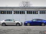 Volkswagen Passat B8 i Ford Mondeo V - test porównawczy [cz.2]