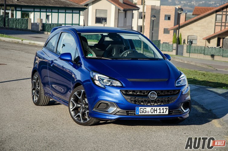 nowy opel corsa opc test opinia spalanie cena. Black Bedroom Furniture Sets. Home Design Ideas