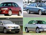 Japońskie samochody klasy średniej za mniej niż 10 000 zł