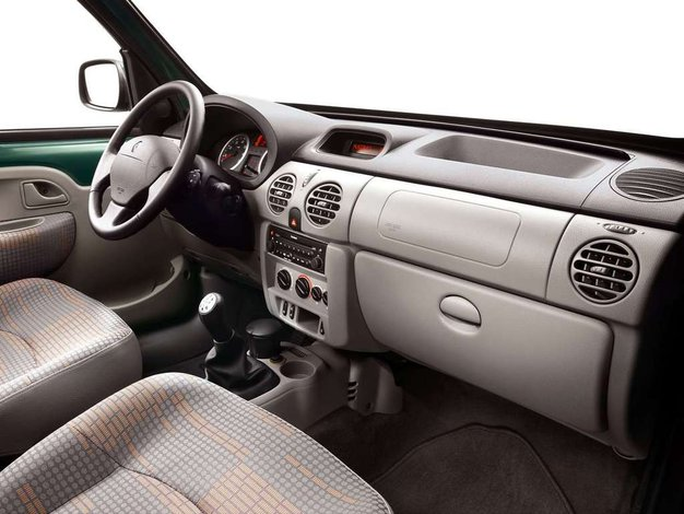 Renault kangoo i awarie i problemy for Interieur kangoo 2000