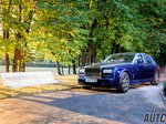 Rolls-Royce Phantom Series II - test, opinia, spalanie, cena