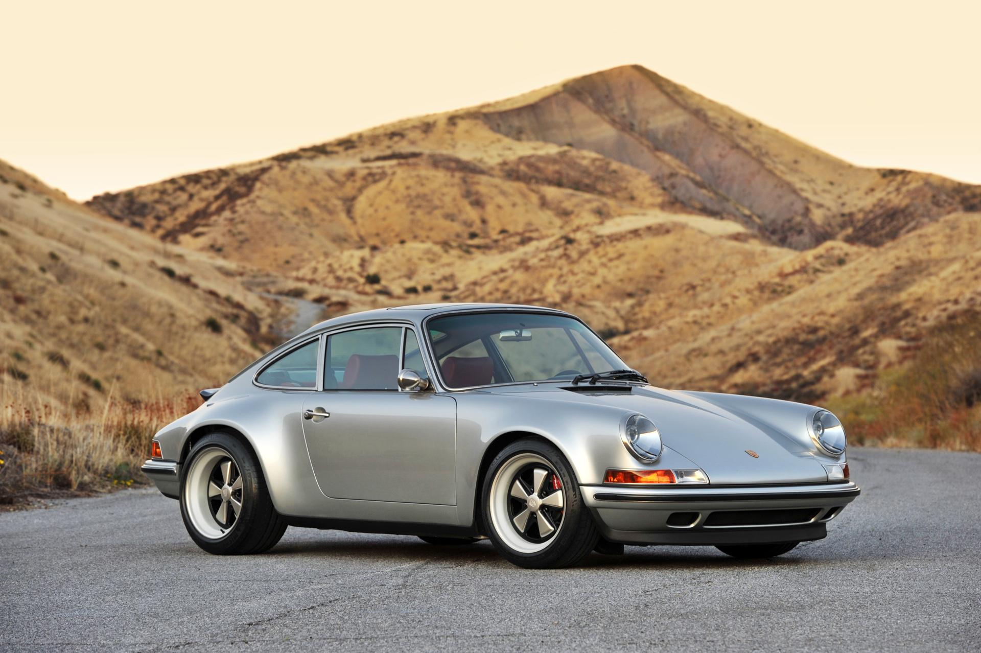 серебристая Porsche  № 984933 без смс