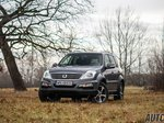 SsangYong Rexton 2.0 Diesel AT5 4WD - test, opinia, spalanie, cena