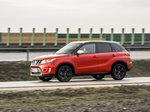 Suzuki Vitara S 1.4 Boosterjet Allgrip AT - test, opinia, spalanie, cena