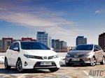 Toyota Auris 1,6 Multidrive S Prestige vs Toyota Auris HSD Prestige - sztuka wyboru [testautokult.pl]