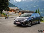 Nowa Toyota Avensis Touring Sports (2015) 1,6 D-4D & 2,0 D-4D - test, opinia, spalanie, cena