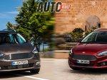Nowe Fordy Grand C-Max i S-Max - test, opinia, spalanie, cena