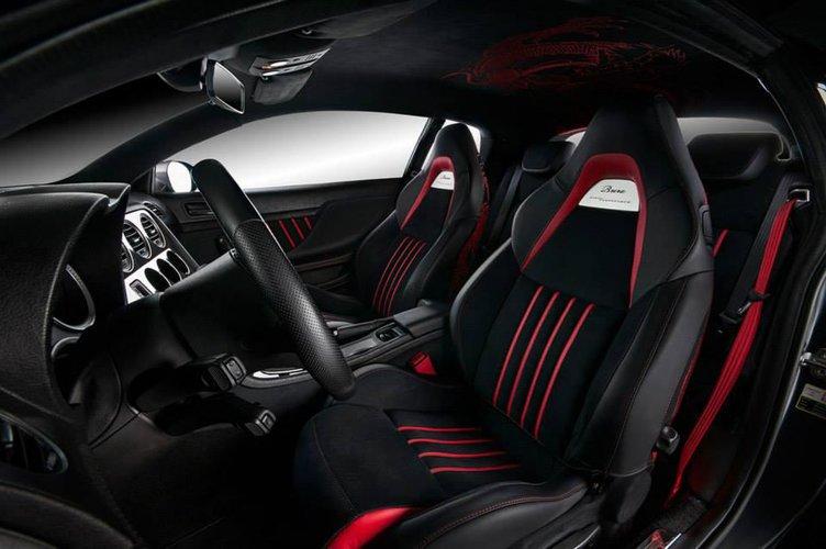Alfa romeo giulietta carbon fibre spoiler 10