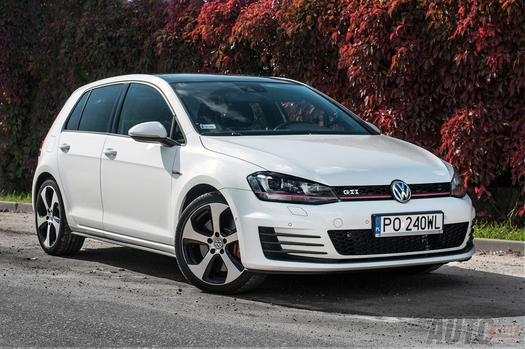 volkswagen golf vii gti performance dsg na ladowany niedo cigniony test. Black Bedroom Furniture Sets. Home Design Ideas
