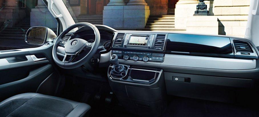 Nowy Volkswagen Transporter T6 2015 Oficjalnie