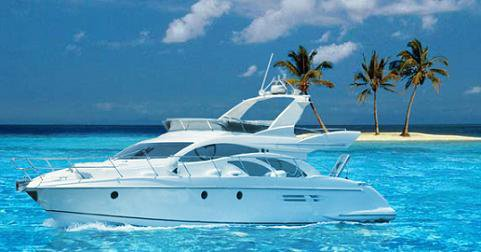jachty motorowe