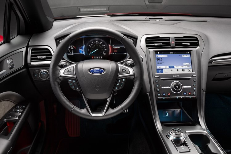 Nowy Ford Fusion 2017 Czyli Mondeo Po Faceliftingu