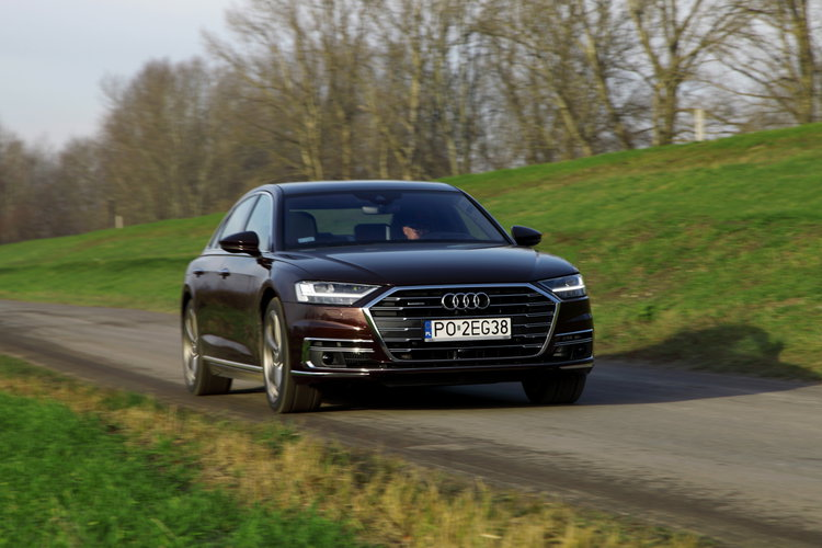 Nowe Audi A8 2018 Test Opinia Spalanie Cena Autokult Pl